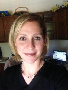 rachel short hair breast cancer survivor