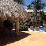 excellence punta cana side pool hut
