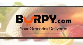 Burpy Grocery Delivery Austin, Texas – $50 Giveaway and Review