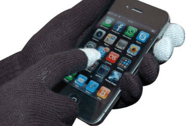 Gloves for phones and tablets - Smart Touch Gloves Discount