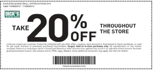 Sporting Goods Printable Coupons – Online and Printable Coupons