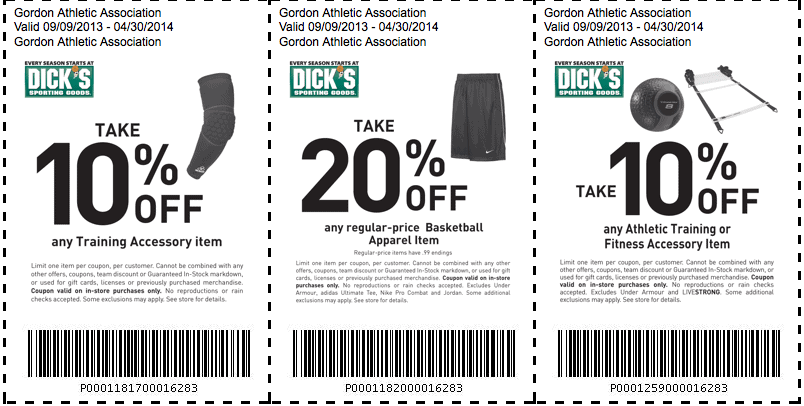 dicks coupons printable olathe sporting goods 21361