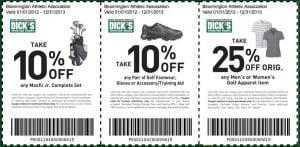 dicks sporting good printable coupon sporting goods printable coupons and 21362