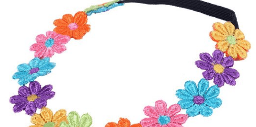 Cute Flower Headband for Baby discount amazon deal