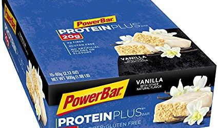 Powerbar Protein Plus Pack of 15