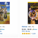 Movies for Kids and Adults Under $5 with Free Shipping