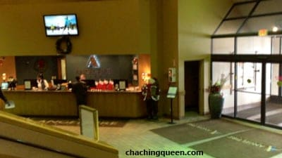 Angel Fire Resort Hotel Lobby