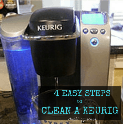 How to Clean Your Keurig with Vinegar – Easy and Quick Video Tutorials