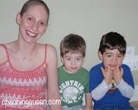 Rachel - Austin, Texas Young Breast Cancer Survivor Mom