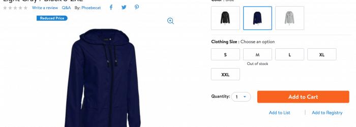 Deal Women's Lightweight Packable Waterproof Jackets