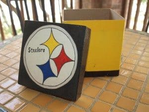 Steeler's gift box for him