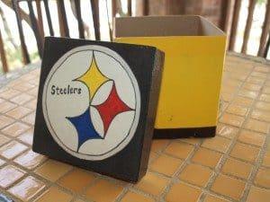Steeler's gift box for him