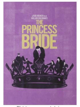 Movie Discount - The Princess Bride DVD Amazon