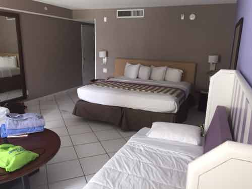 Club Med Sandpiper Bay Florida Bed and Room Image