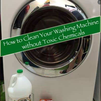 How to Clean Your Washing Machine with Vinegar and Baking Soda (Front Load and Top Loading)
