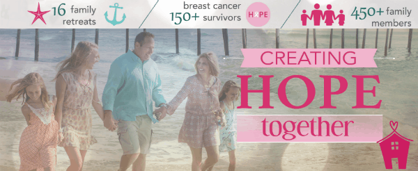 Free Beach Vacations for Breast Cancer Patients Survivors Families