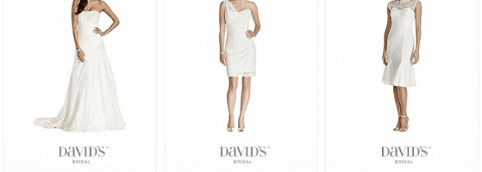 David's Bridal Wedding Dresses Discounts amazon
