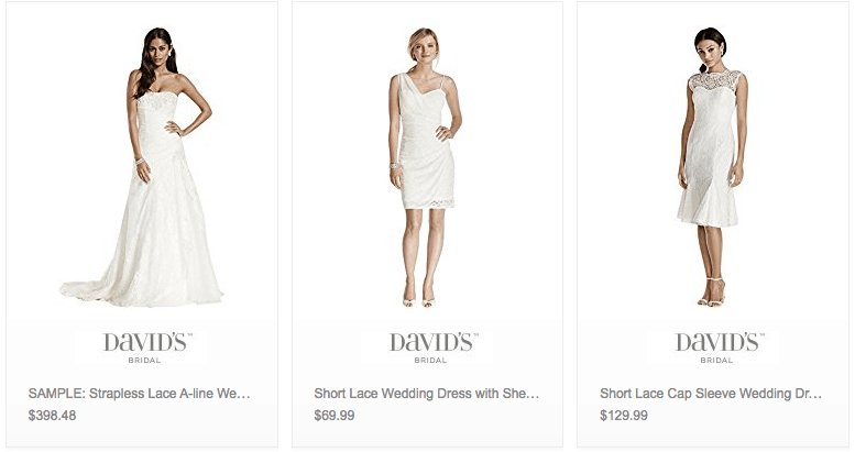 Deals On Wedding Dresses