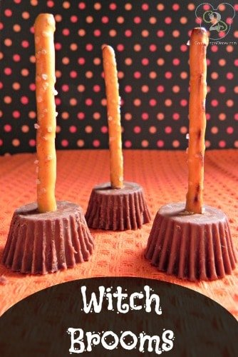Witch Brooms halloween treat