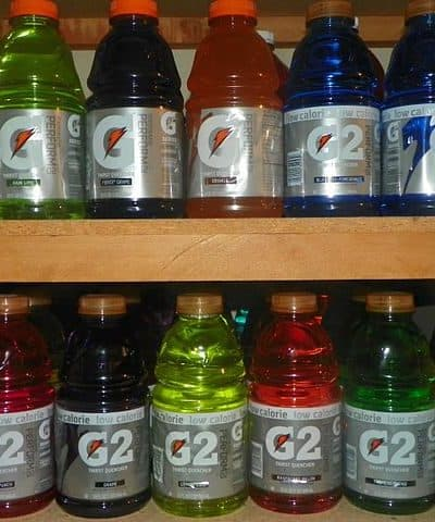 save money Make Your Own Gatorade or Powerade at Home