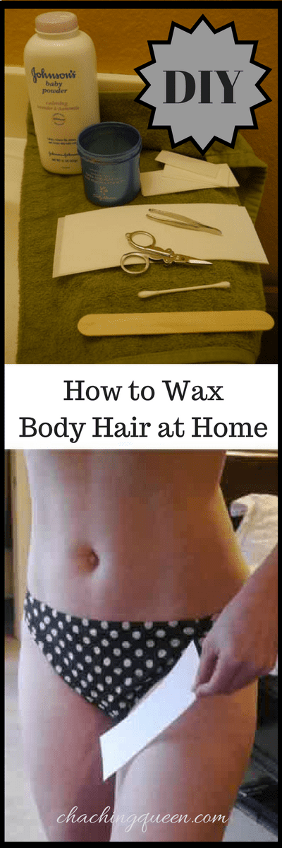 diy brazilian wax how to do a or wax at home cha 13385