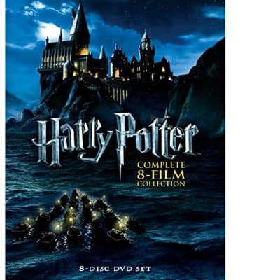 Harry Potter DVD: The Complete 8-Film Collection – Big Discount!