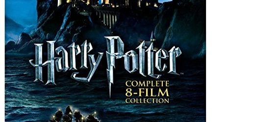 Harry Potter- The Complete 8-Film Collection Deal