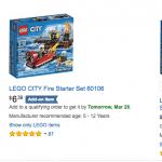LEGO Deals – Stock up on Lego Sets Under $10