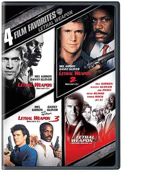 Lethal Weapon Spanish version Details