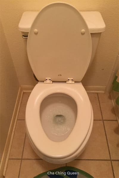 How to Clean a Toilet with Coke