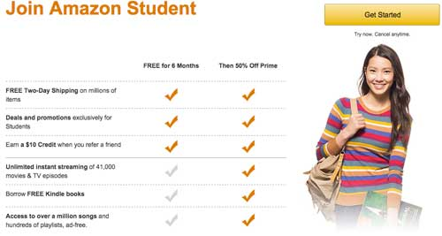 Free-Amazon-Prime-Membership-for-College-Students - free Amazon Prime for students
