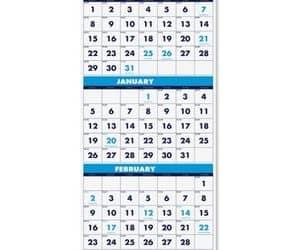 House-of-Doolittle-3-Month-Vertical-Compact-Wall-Calendar.jpg