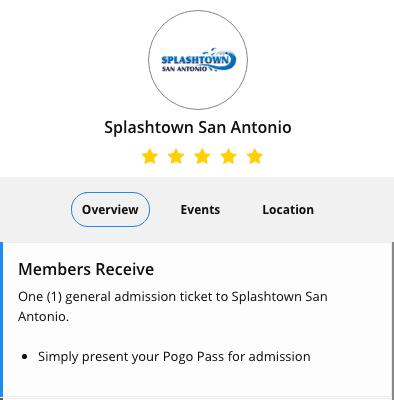 Splashtown Coupons and Discounts 2018