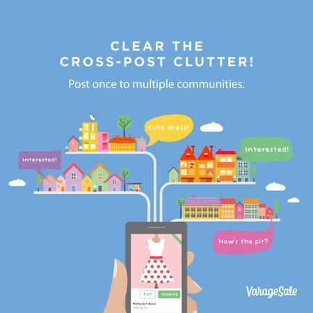 VarageSale – Online Garage Sale Communities
