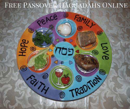 Free Passover Haggadahs Online - Short Passover Seders