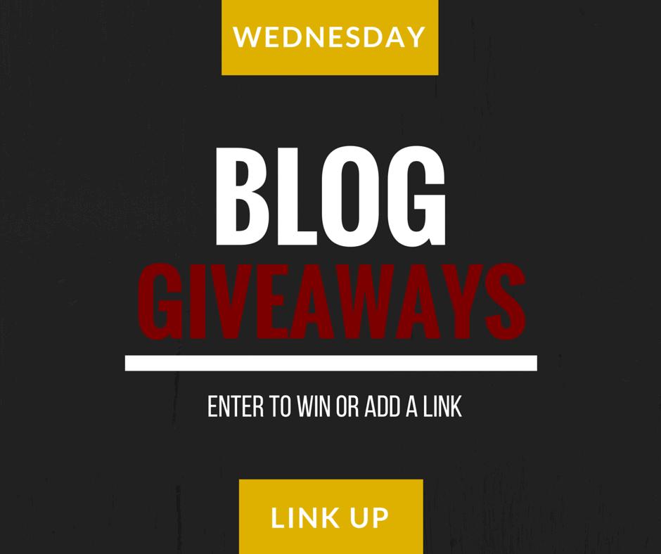 Wednesday Blog Giveaways Link Up