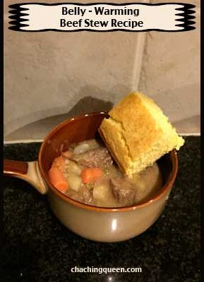 Belly Warming Beef Stew Recipe Easy to Make and Tender Meat Results