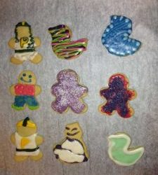 Fun Sugar Cookies Recipe and Frosting Recipe for Kids