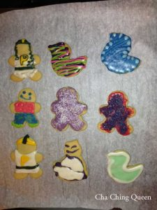 sugar cookies recipe and frosting recipe for kids image baked cookies