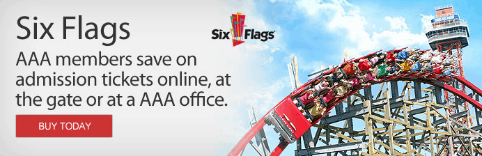 More ways to save money at Six Flags