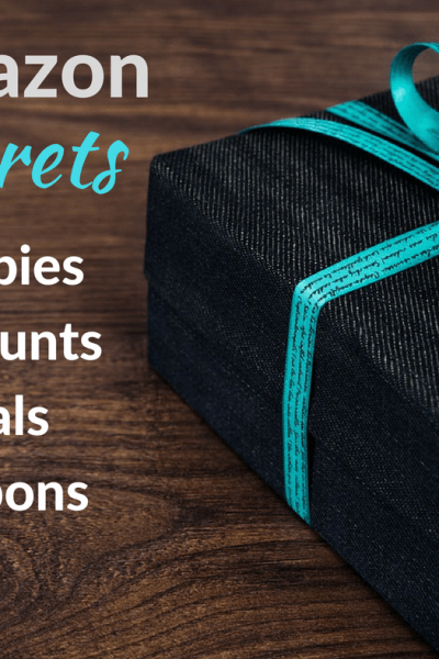 My Secrets on How to Get Amazon Coupons, Codes, Free Stuff, and Deals