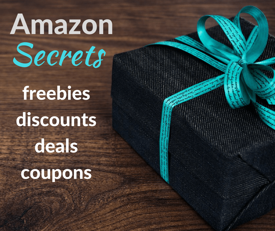 Amazon secrets how to get amazon coupons free stuff and deals see the most current amazon freebies coupons discounts and deals here on cha ching queen fandeluxe Images
