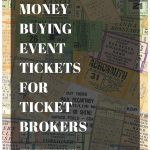 Be a Ticket Puller and make some extra money
