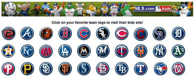 Major League Baseball Kids Club - MLB Kids Club Benefits