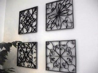 Wrought Iron Project 1
