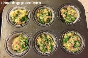 breakfast quinoa cups muffin pan recipe