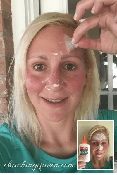 School glue facial elmers glue face mask review does elmers glue work as a face mask solutioingenieria Choice Image