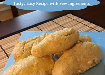 Recipe for Gluten Free Breadsticks