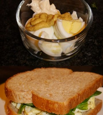 Classic Egg Salad Sandwich Recipe – Easy and Healthy