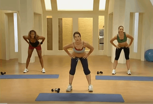 Jillian Michaels Free Workout Videos Online - Cha Ching